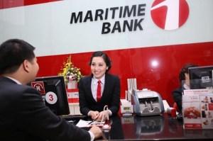 Dịch vụ vay thế chấp mua nhà đất của Maritime Bank