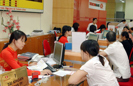 TechcomBank: Cho vay vốn kinh doanh siêu tốc