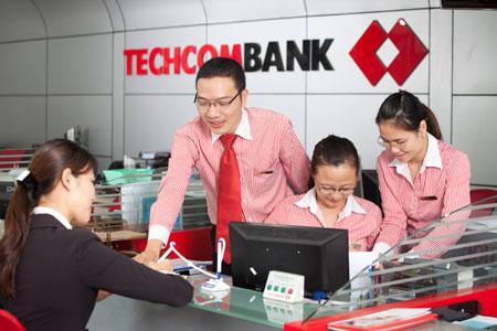 Vay ngân hàng bằng thế chấp sổ đỏ của TechcomBank