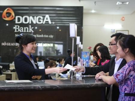 Vay thế chấp kinh doanh bằng sổ đỏ ngân hàng DongA
