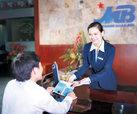 Vay cầm cố giấy tờ có giá tại ngân hàng MBbank