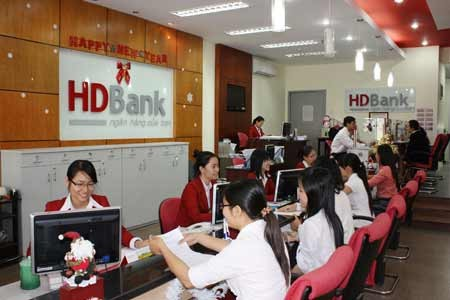 Vay sản xuất kinh doanh ngân hàng HDBank