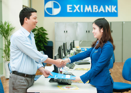 Cầm cố giấy tờ có giá vay thế chấp tại Eximbank