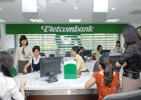 Vay thế chấp giấy tờ có giá ngân hàng VietcomBank