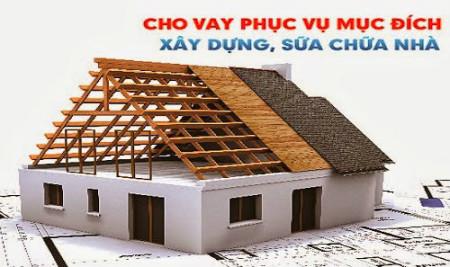 VPBANK cho vay 90% chi phí xây dựng, sửa chữa nhà