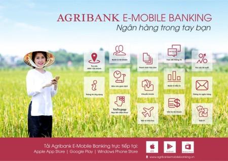 Vay ngân hàng nhanh Electronic – Banking Agribank