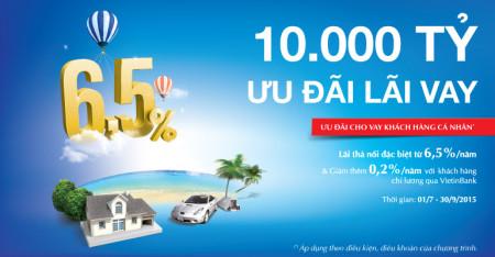 Vay thế chấp mua nhà Vietinbank hạn mức vay tối đa