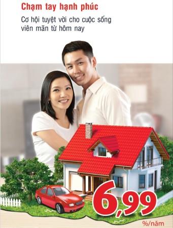Vay vốn mua nhà Hong Leong Bank chỉ 6,99%/năm