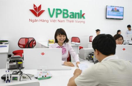 Vay tiêu dùng ngân hàng VPBank không cần thế chấp