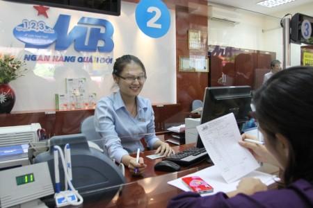 Vay tiêu dùng MBBank mua xắm nhanh gọn