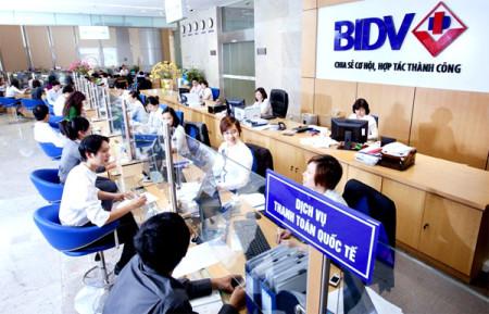 Vay vốn ngân hàng mua xe ô tô BIDV lãi suất thấp