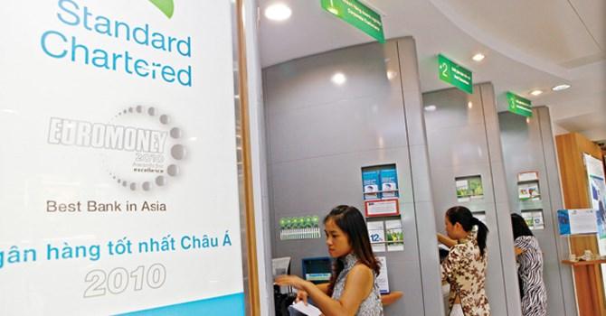 Vay tín chấp ngân hàng Standard Chartered lãi suất thấp nhất