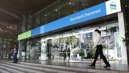 lãi suất gửi tiết kiệm Ngân hàng Standard Chartered 2017