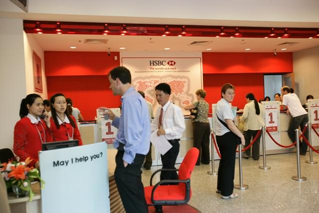 Thủ tục vay thế chấp bất động sản ngân hàng HSBC